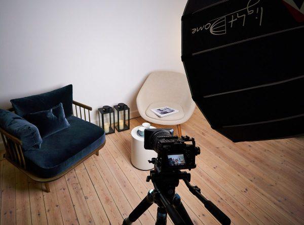 Test af tre loungestole